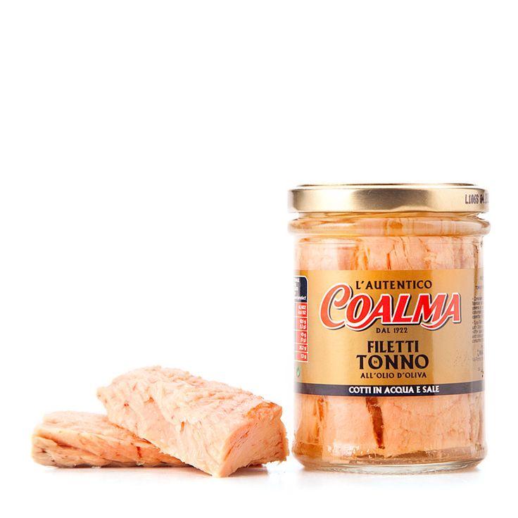 filetti tonno Coalma