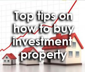 Top tips on how to buy investment property