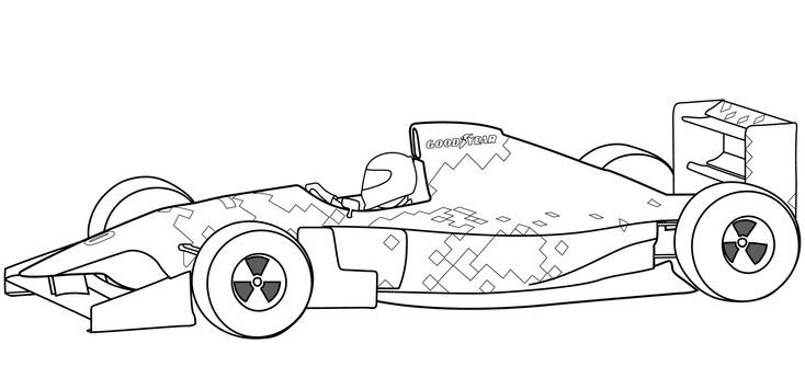 Ausmalbild Rennauto Only Coloring Pages Cars Coloring Pages Car Drawings Coloring Pages