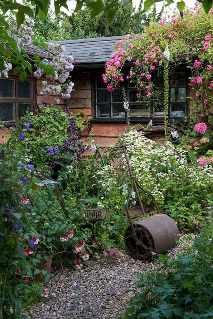 31 stunning small cottage garden ideas for backyard landscaping