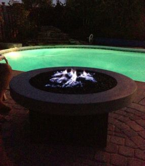 Shop from our wide range of fire tables offered at the most competitive rates at the Liquid Quarry. http://www.liquidquarry.com/fire.html