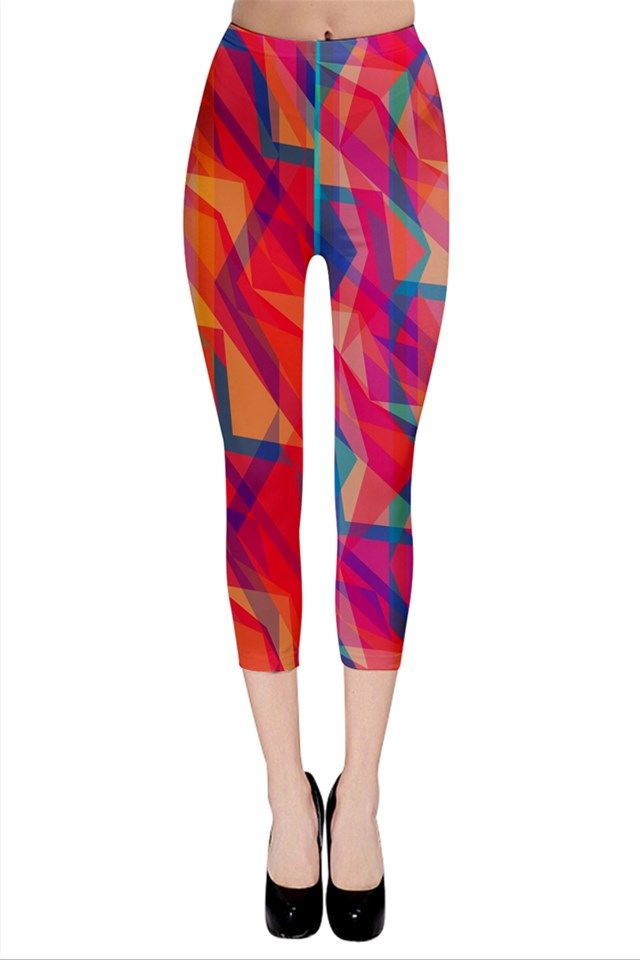 Triangle Opticals_MirandaMol Capri Leggings #pinkcess #mirandamol #fashion #cool #leggings #summer #pinkcess #pinkcessfashion #pnkx