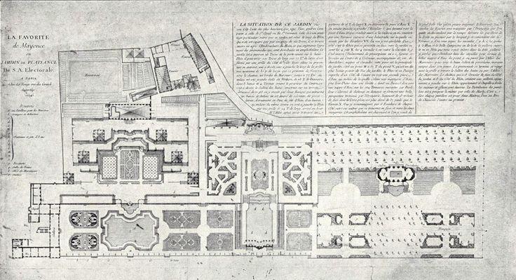 Plan 1779 Jpg Mainz Mainz Germany How To Plan