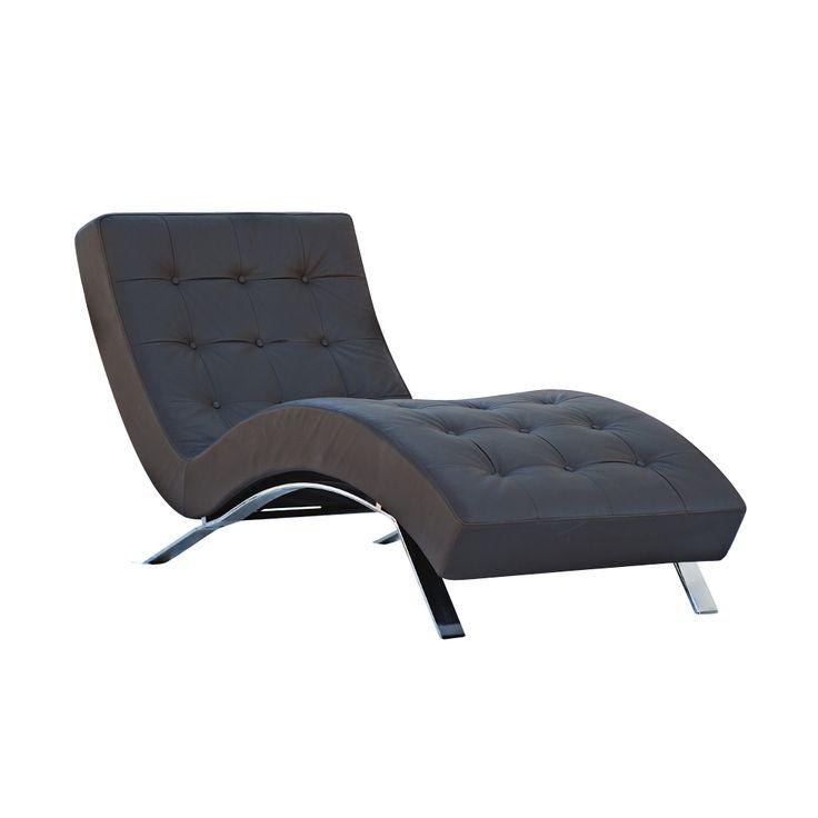Modern Chaise Lounge Sofa Modern Chaise Lounge Bonners ...