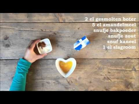 Supersnelle kaneel mug cake met VLOG | Oanh's Kitchen