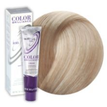 Ion hair color 10V! Eliminates brassy or yellowish tones to your hair. Pick from liquid or creme. Only at #sallybeauty!