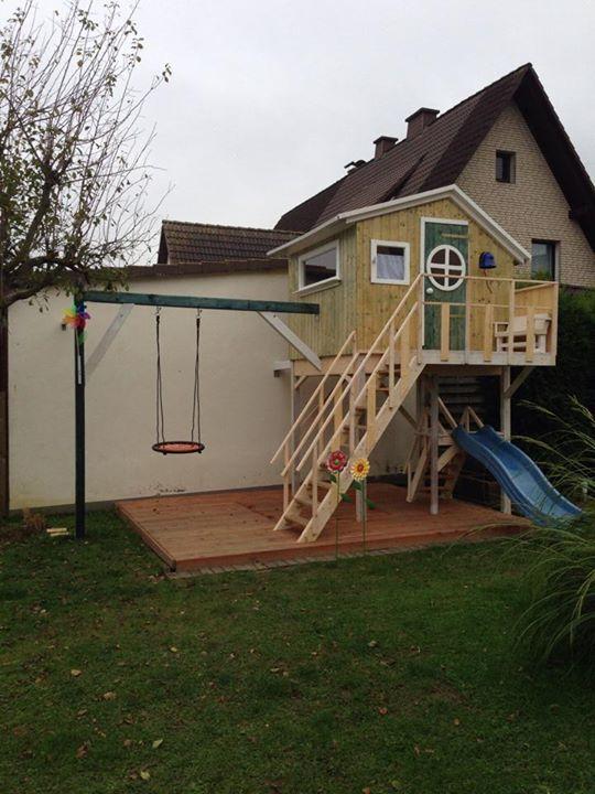 Trend Spielhaus PlayhousesBeautiful GardenNature
