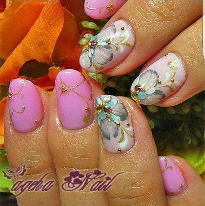 734 best Nail Art images on Pinterest | Nail art, Nail art designs ...
