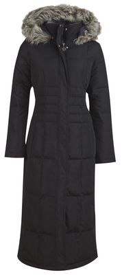 Women's Full Length Power Down Jacket from Free Country