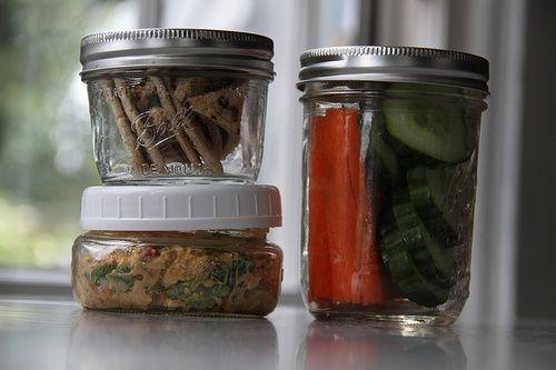 Jar Lunch: Thai Peanut Tofu Spread | krista and jess