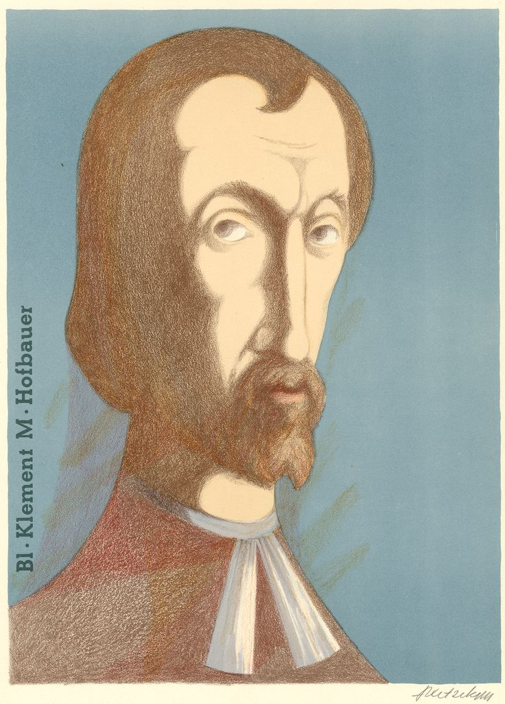 Svatý Klement Maria Hofbauer (Saint Clement Mary Hofbauer)