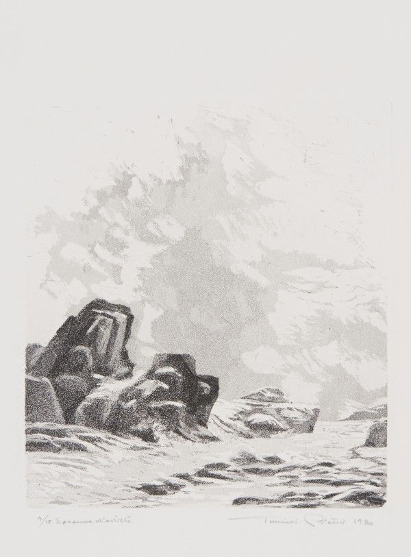 Tuulikki Pietilä: Jäätynyt meri