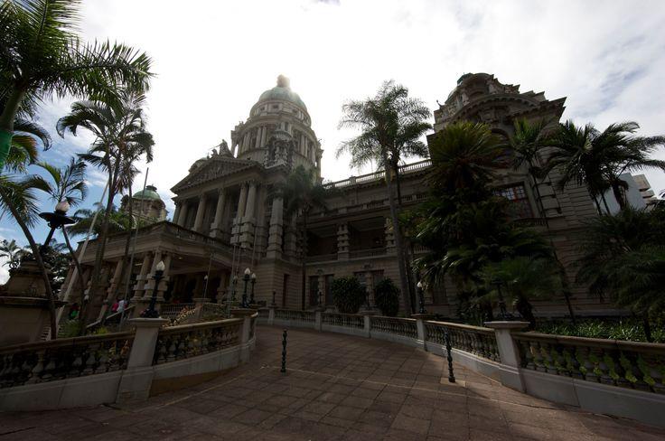 Durban City Hall, South Africa