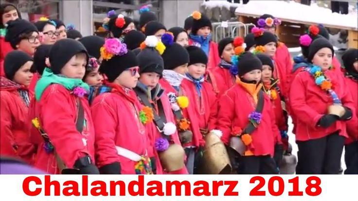 Traditional spring calling Engadin schweiz