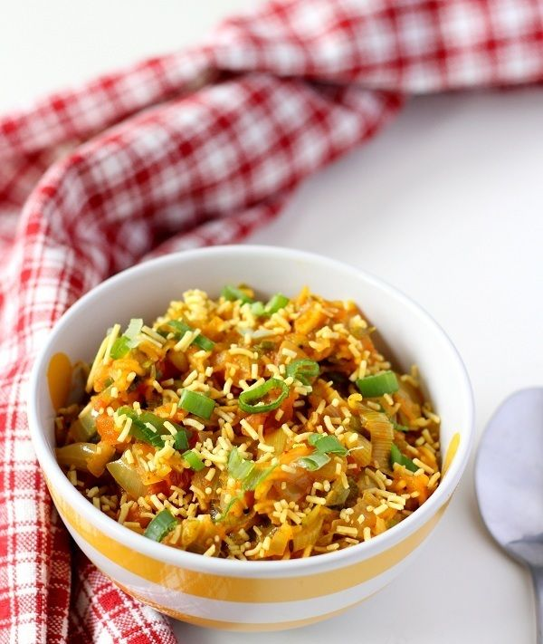 how to make nutri sabzi bhurji