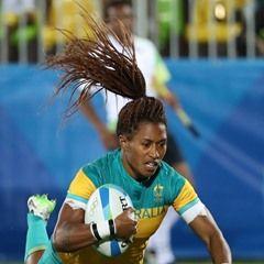 2016 Rio Olympics - Women's Rugby Sevens Gold medal match - Australia vs New Zealand
