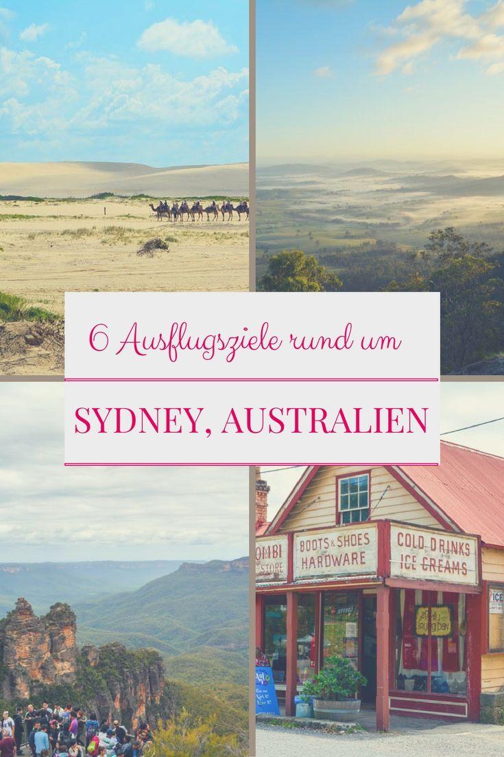Die besten Ausflugsziele rund um Sydney (Australien) #reiseblog