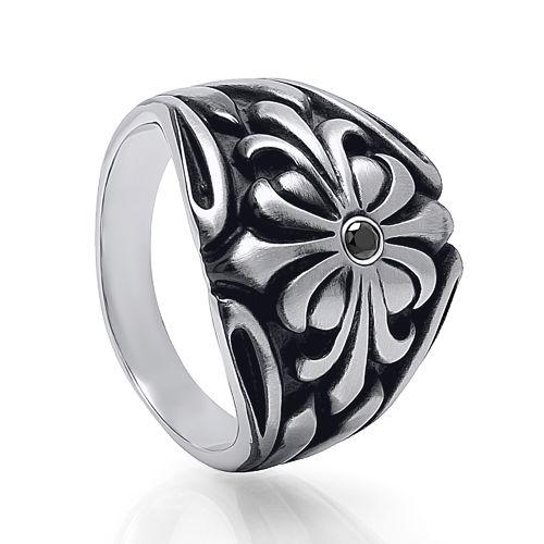 LANCE Benchmark Cobalt Mens Ring #TitaniumJewelry