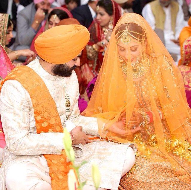 Beautiful Punjabi bride.chandigarh