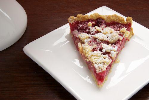 Raspberry Almond Crumb Tart | Bake or Break
