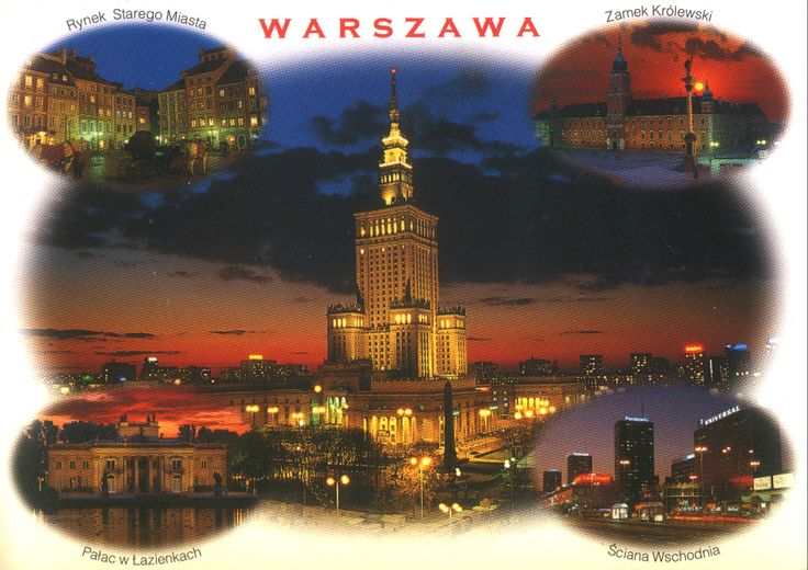 from Warsaw