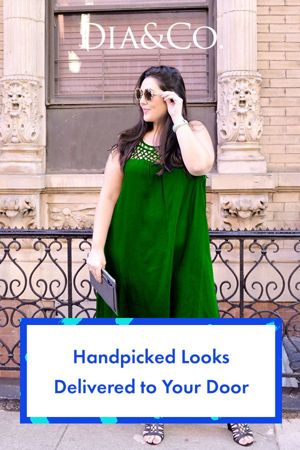Plus-Size Style, Delivered. Dia&Co curates plus-size clothing and sends you…