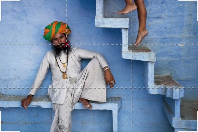 9 rules for taking great photos.Some advice using examples from master ofphotography Steve McCurry.
