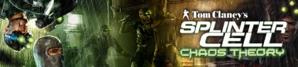 Tom Clancy's Splinter Cell® Chaos Theory™