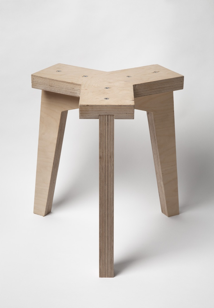 CHEN CHEN & KAI WILLIAMS / stool
