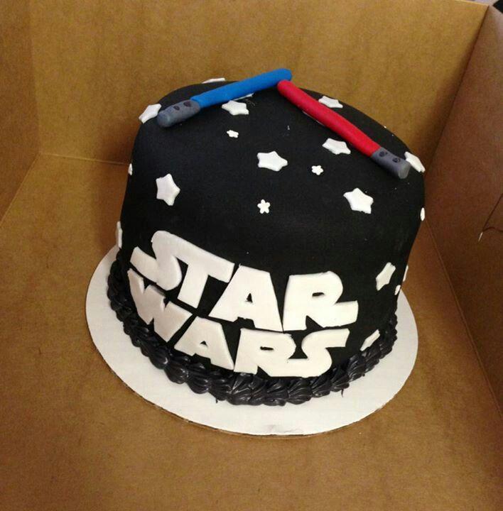 Starwars cake! love this!!!!
