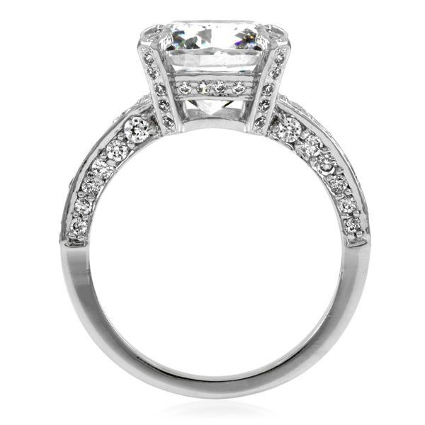 3 Carat Oval Engagement Rings Cz 7 Wedding Bells Pinterest