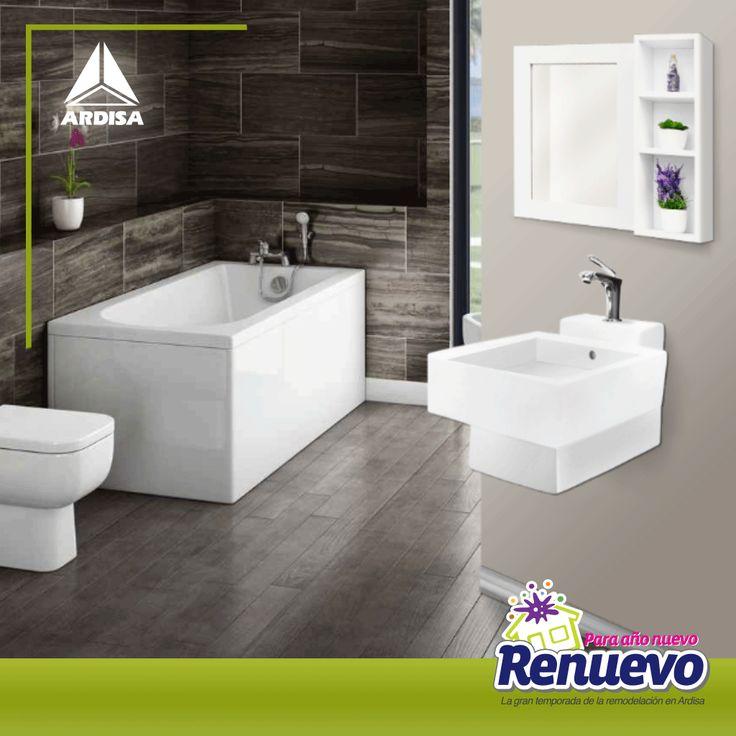 Agrégale #diseño a tu #baño con los diferentes estilos en #lavamanos y muebles que encuentras en #rdisa. #casa #ideasforhome #decoracion #bathroom #descuentos #home