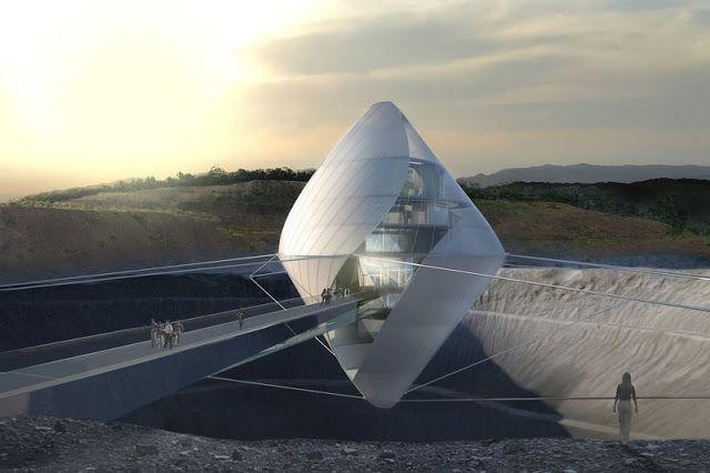 Campus Avatar X Es Un Proyecto De Diseno Para El El Campus X Space Exploration Proyectos De Diseno Avatar Futurismo