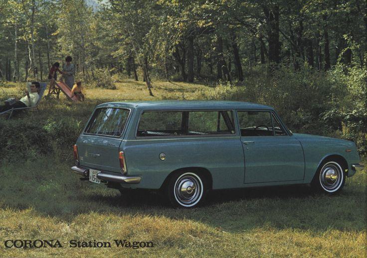1965 Toyota Corona Station Wagon