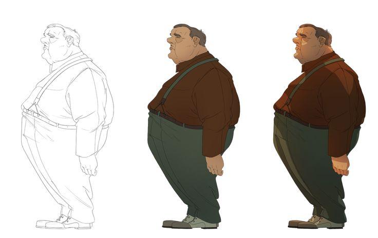 Character Design By 100 Illustrators Pdf : Best character design men images on pinterest