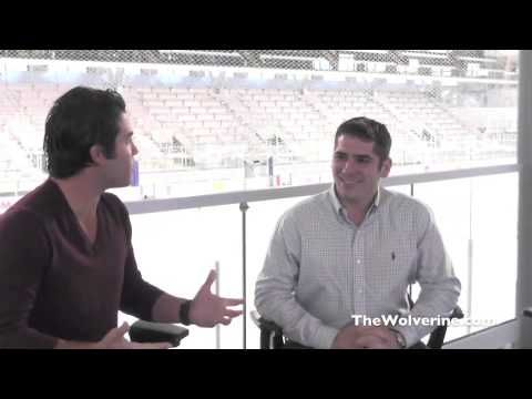 TheWolverine.com's Michael Spath sits down with former U-M hockey players Noah Ruden and Brandon Kaliniecki to talk about Michigan hockey.