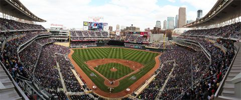 Spectacular and intimate ... breathtaking views ... dazzling amenities ... and a staggering array of special features! Those are just a few things you can find in your experience at Target Field, the new world class home of Twins Territory.