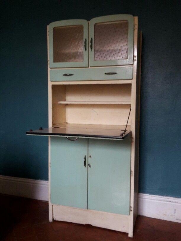 Retro (1950s) kitchen cabinet for sale. | Kitchen cabinets ...