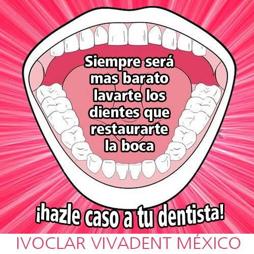 frases dentistas, odontologos, dentist, teeth,ivoclarvivadent