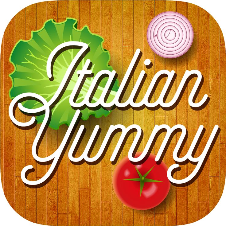 iOS app icon https://itunes.apple.com/us/app/italianyummy/id779430687?l=it&ls=1&mt=8