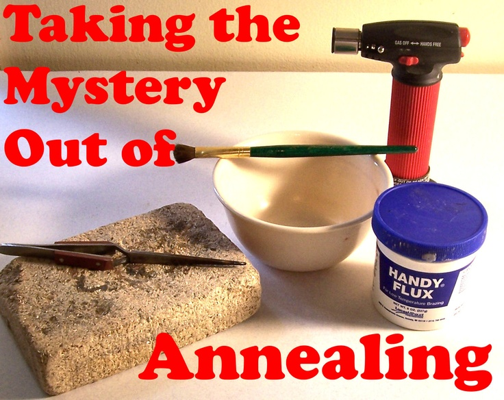 Annealing is much easier than you think...see for yourself.