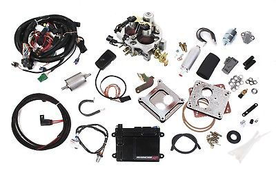 Holley Performance 550-200 Avenger EFI Throttle Body Fuel Injection System