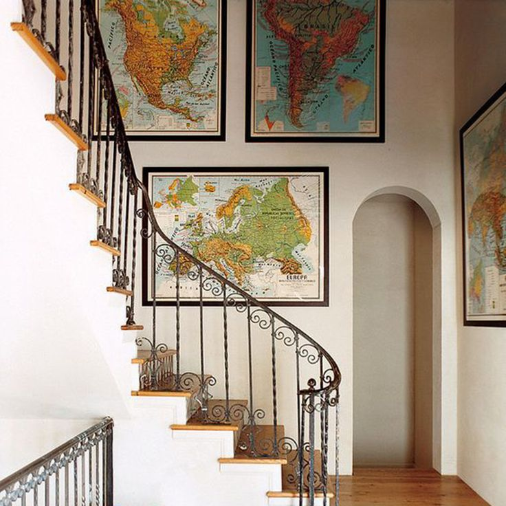 8 best Luminaire cage d\'escalier images on Pinterest | Stairs ...