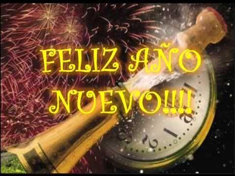 Feliz Ano Nuevo - Vida Nueva Song.  Vamos a celebrar!