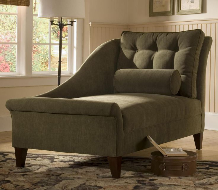 chairs and accents left arm facing chaise lounge by klaussner