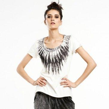 SELVA - Teeths necklaces t-shirt 1