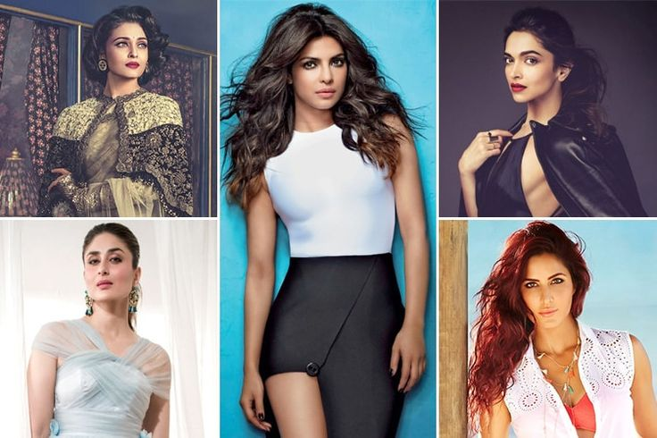 Most Beautiful Bollywood Actresses 2016