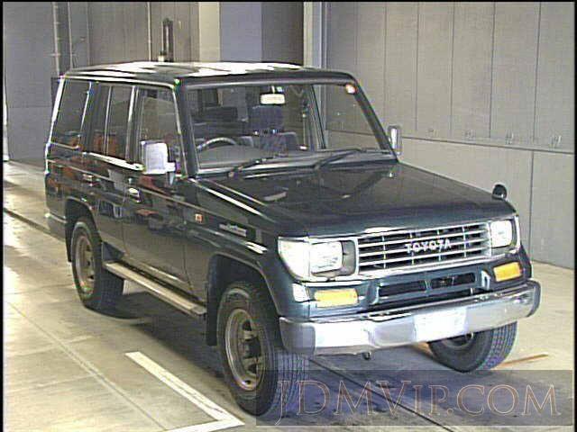 1994 TOYOTA LAND CRUISER PRADO SX_4WD KZJ78G - http://jdmvip.com/jdmcars/1994_TOYOTA_LAND_CRUISER_PRADO_SX_4WD_KZJ78G-cOvmiBdkdv3f3tp-30632