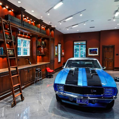 Luxury Garage Environments by Garage Mahals
