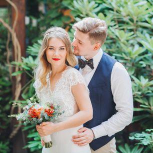 Фуршетная свадьба Евгения и Анны